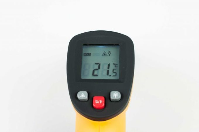 infrarood-thermometer-display